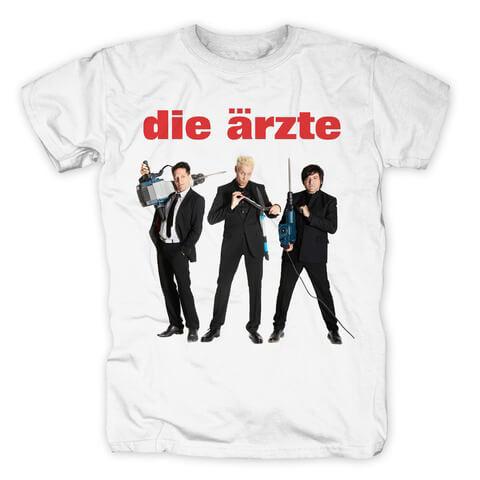 Foto von die ärzte - T-Shirt jetzt im Bravado Shop