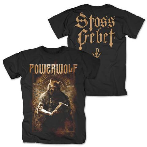 √Stossgebet von Powerwolf - T-Shirt jetzt im Bravado Shop