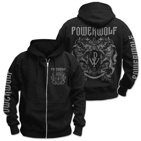 √Crest - Metal Is Religion von Powerwolf - Kapuzenjacken jetzt im Bravado Shop