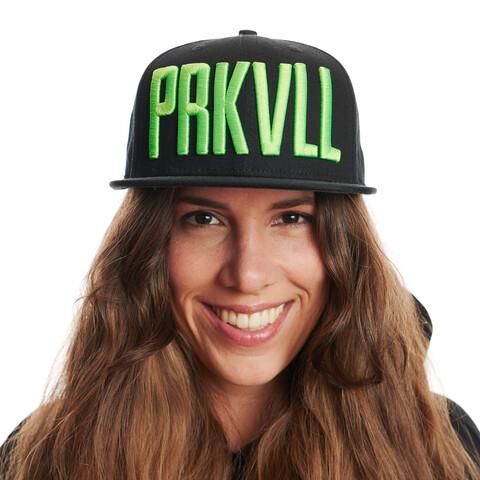 √PRKVLL Safety von ParookaVille Festival - Snap Back Cap jetzt im Bravado Shop