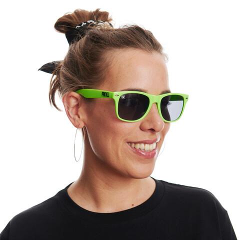 √PRKVLL safety von ParookaVille Festival - Sonnenbrille jetzt im Bravado Shop
