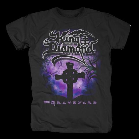 √The Graveyard von King Diamond - T-Shirt jetzt im Bravado Shop