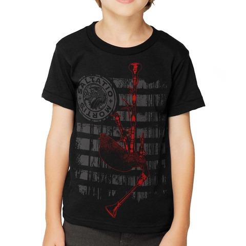 √Pipe Stripes von Saltatio Mortis - Children's shirt jetzt im Bravado Shop
