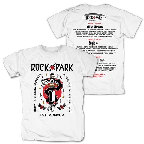√Tattoo Snake von Rock im Park Festival - T-Shirt jetzt im Bravado Shop