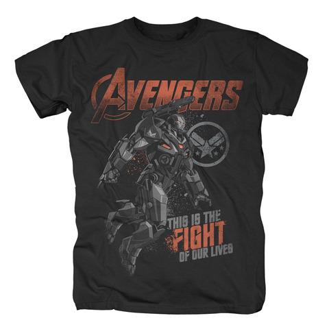√War Machine Fight von Avengers - T-Shirt jetzt im Bravado Shop