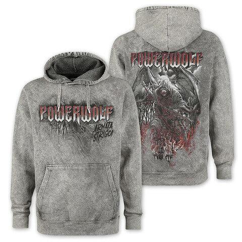 √Armata Strigoi von Powerwolf - Hood sweater jetzt im Bravado Shop