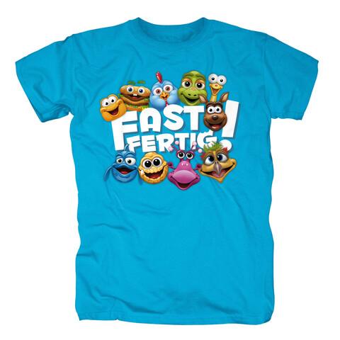 √Fast Fertig! All Stars von Sascha Grammel - T-Shirt jetzt im Bravado Shop