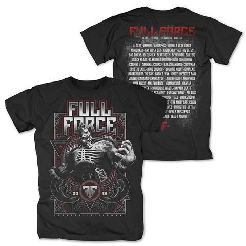 √Mad Max von Full Force Festival - T-Shirt jetzt im Bravado Shop