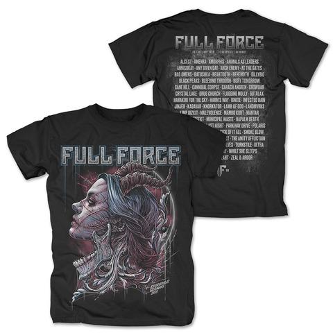 √Memories von Full Force Festival - T-Shirt jetzt im Bravado Shop