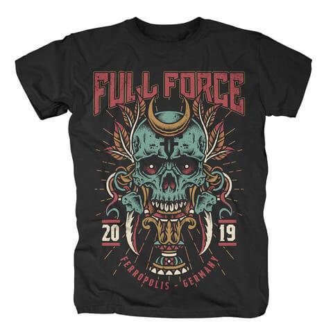 √Chalice Of Death von Full Force Festival - T-Shirt jetzt im Bravado Shop