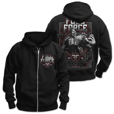 √Mad Max von Full Force Festival - Hooded jacket jetzt im Bravado Shop
