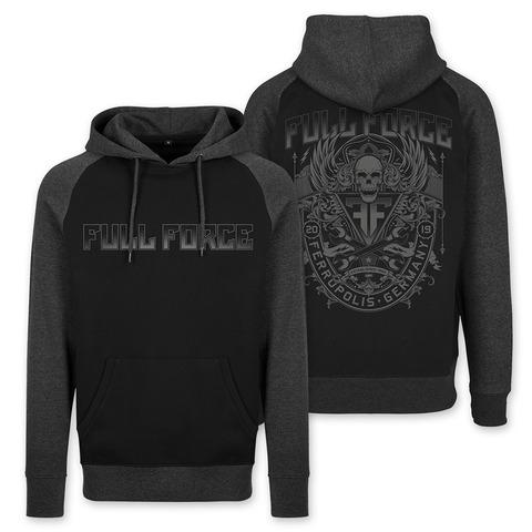 √Crest von Full Force Festival - Hood sweater jetzt im Bravado Shop