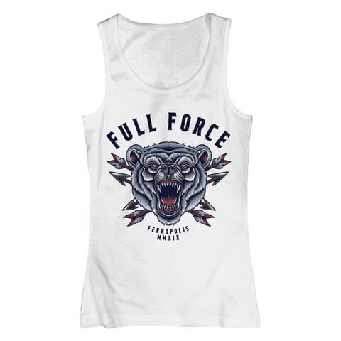√The Beast von Full Force Festival - Tank Top jetzt im Bravado Shop