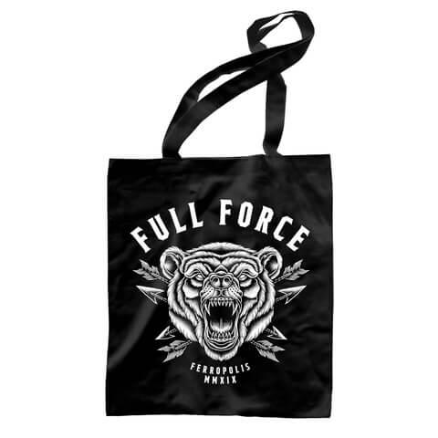 √The Beast von Full Force Festival - Record Bag jetzt im Bravado Shop