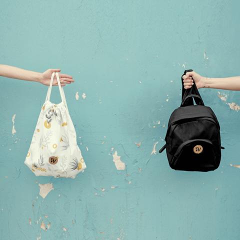 √Embroided Logo von Parookaville Festival - Backpack jetzt im Bravado Shop