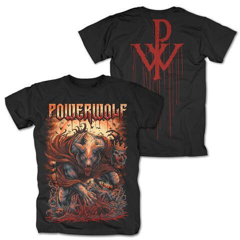 √Blessed von Powerwolf - T-Shirt jetzt im Bravado Shop