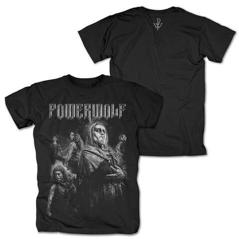 √Dark Photo von Powerwolf - T-Shirt jetzt im Bravado Shop