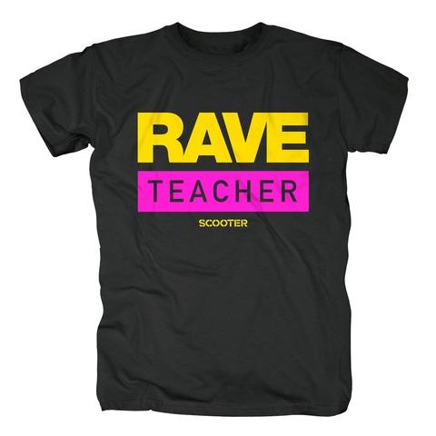 √Rave Teacher von Scooter - Unisex Shirt jetzt im Bravado Shop