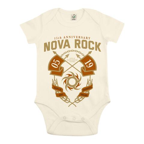 √15th Anniversary von Nova Rock Festival - Baby Body jetzt im Bravado Shop