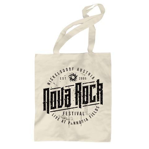 √Regular John von Nova Rock Festival - Record Bag jetzt im Bravado Shop