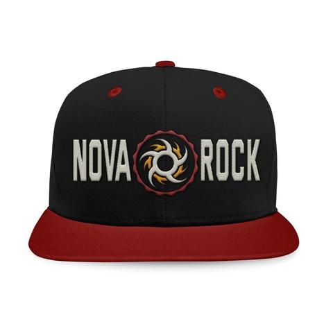 √3D Logo von Nova Rock Festival - Snap Back Cap jetzt im Bravado Shop