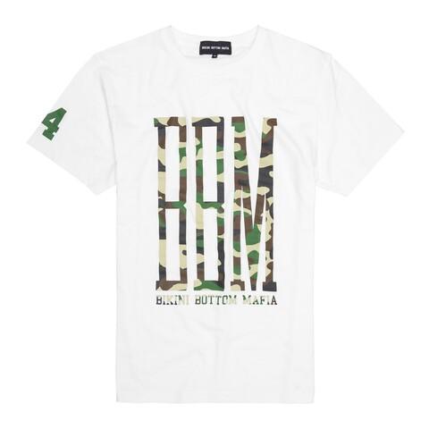 √BBM White Camo T-Shirt von BBM -  jetzt im Bravado Shop