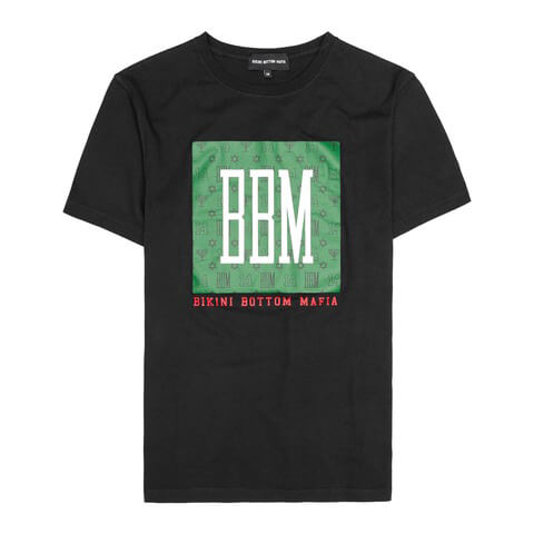 √BBM Green Box Logo T-Shirt von BBM -  jetzt im Bravado Shop