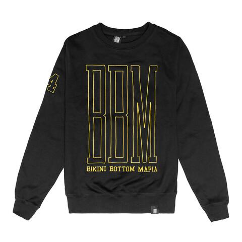√BBM Logo Outline Sweater black von BBM -  jetzt im Bravado Shop