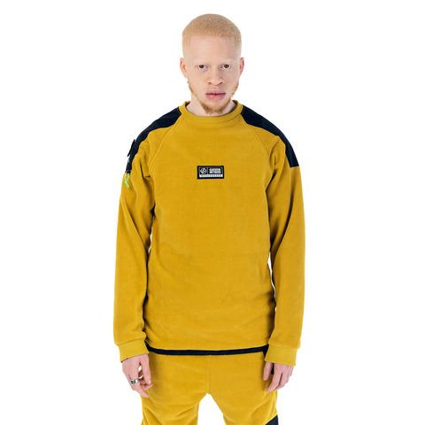 √BACK2FLEECE Sweater von Green Berlin - Sweats jetzt im Bravado Shop
