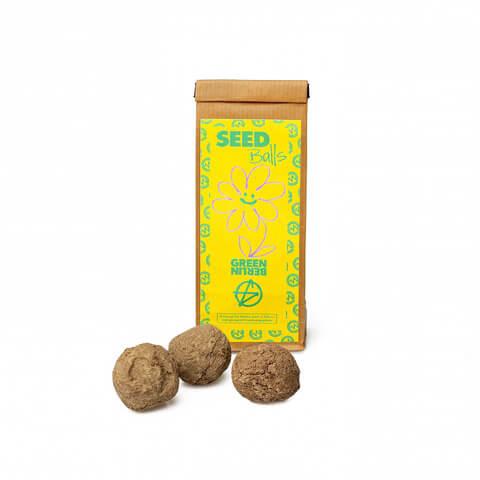 √Seedballs Yellow von Marsimoto -  jetzt im Bravado Shop