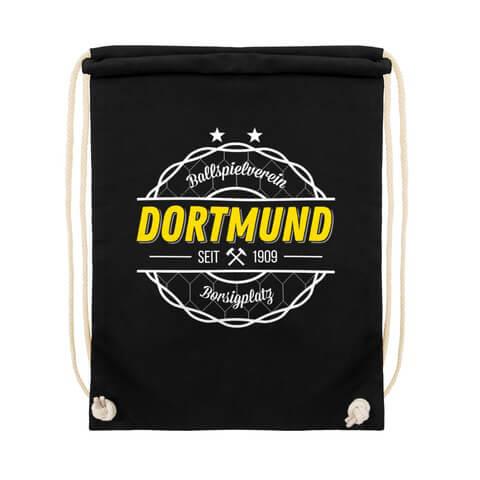 √Vintage Dortmund Collegebag von Schwatzgelb - Bags jetzt im Bravado Shop