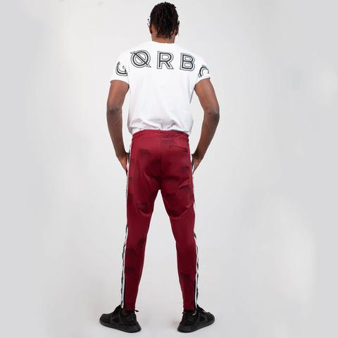 √Hexa Camo Trackpants Red von Corbo -  jetzt im Bravado Shop