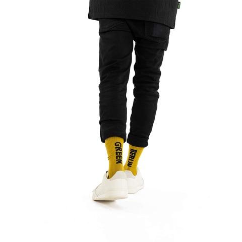 √BACK2THEROOTS Socks von Green Berlin - Socks jetzt im Bravado Shop