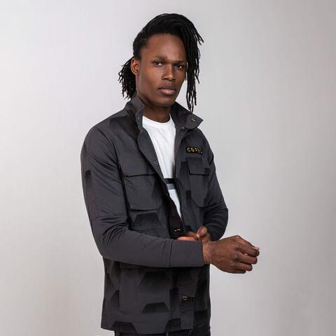 √Hexa Light Urban Combat Jacket Black von Corbo -  jetzt im Bravado Shop