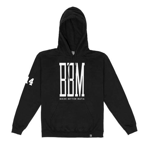 √Loose Fit BBM Logo Hoodie von BBM -  jetzt im Bravado Shop