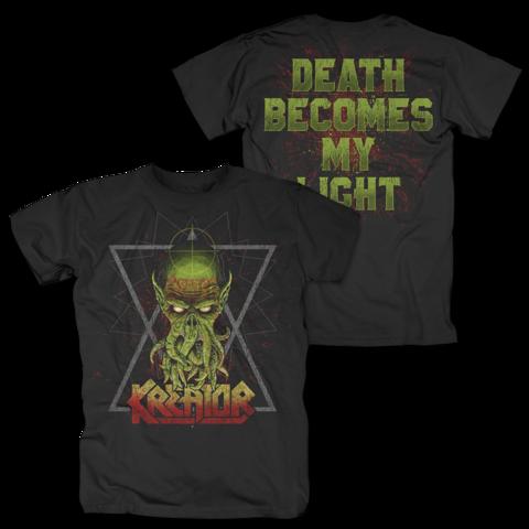 √Death Becomes My Light von Kreator - T-Shirt jetzt im Bravado Shop