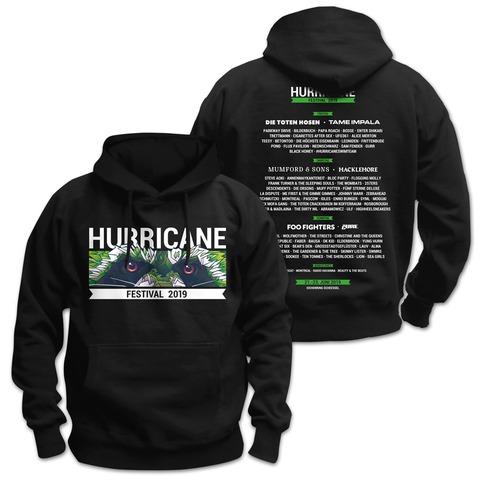 √Eyes Only von Hurricane Festival - Hood sweater jetzt im Bravado Shop