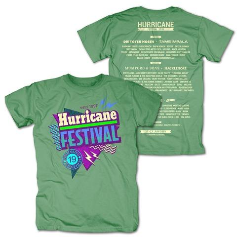 √Bring it Back von Hurricane Festival - T-Shirt jetzt im Bravado Shop