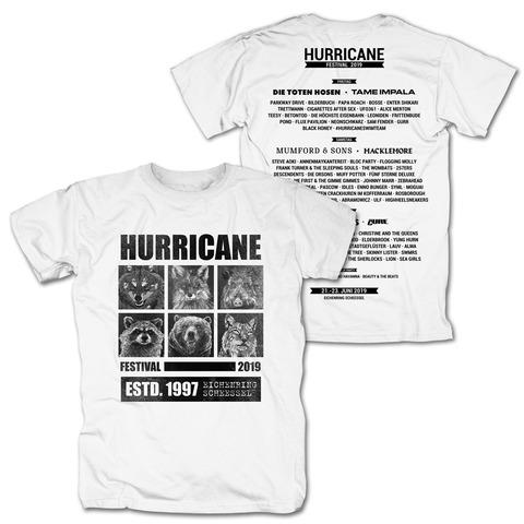 b5232204 √Most Wanted von Hurricane Festival - T-Shirt jetzt im Bravado Shop