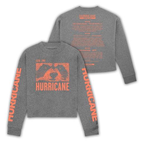 √Face von Hurricane Festival - Crop Hoodie jetzt im Bravado Shop