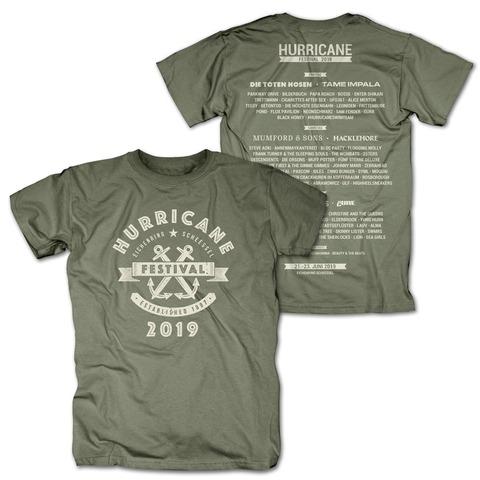 √Anchor von Hurricane Festival - T-Shirt jetzt im Bravado Shop