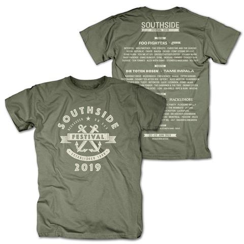 √Anchor von Southside Festival - T-Shirt jetzt im Bravado Shop
