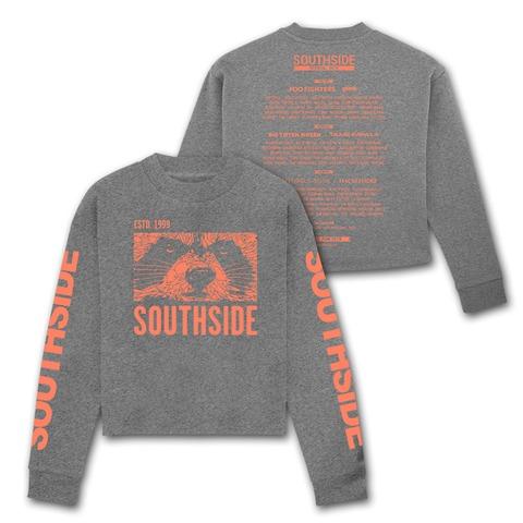 √Face von Southside Festival - Crop Hoodie jetzt im Bravado Shop