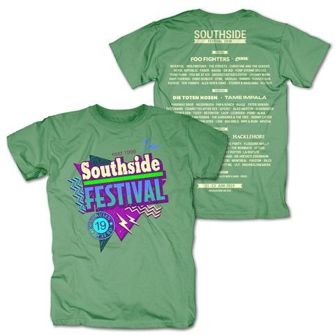 √Bring it Back von Southside Festival - T-Shirt jetzt im Bravado Shop