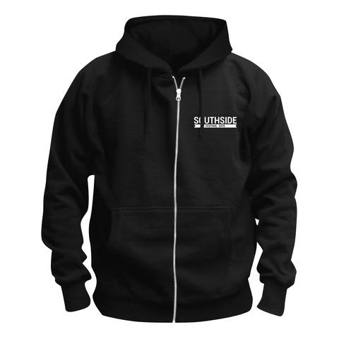 √Vintage Racoon von Southside Festival - Hooded jacket jetzt im Bravado Shop