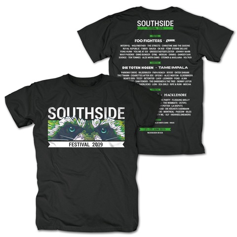 √Eyes Only von Southside Festival - T-Shirt jetzt im Bravado Shop