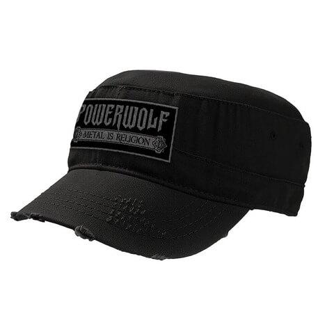√Powerwolf Patch von Powerwolf - Army Cap jetzt im Bravado Shop