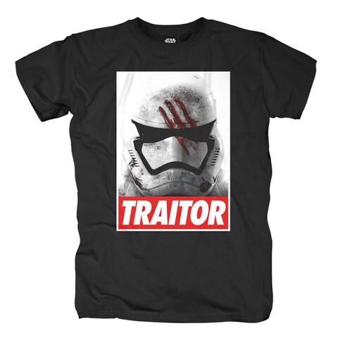 Traitor von Star Wars - T-Shirt jetzt im Bravado Shop