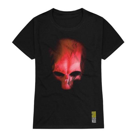 √Ich und Keine Maske Cover von Sido - Girlie Shirt jetzt im Bravado Shop