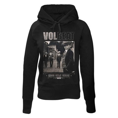 √Rewind Replay Rebound Cover von Volbeat -  jetzt im Bravado Shop